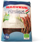Nagykun BIO rizsliszt 1kg