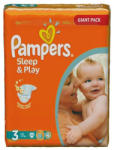 Pampers Sleep & Play 3 Midi 100db
