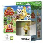 Nintendo Animal Crossing Amiibo Festival [Isabelle Bundle] (Wii U) Játékprogram