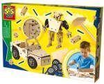 SES Set Tamplarie Masinuta 14586 Set bricolaj copii