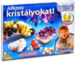 Clementoni Tudomány és játék - Alkoss kristályokat! (64991)