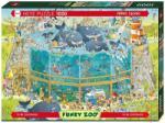 Heye Degano - Funky Zoo - Ocean Habitat 1000 db-os (29777)