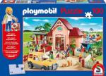 Schmidt Spiele Playmobil puzzle - At the Vet 100 db-os  (56091)