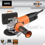 AEG WS 13-125 SXEK Polizor unghiular