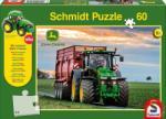 Schmidt Spiele Traktor 8370R, John Deere 60 db-os (56043)