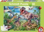 Schmidt Spiele Amongst the dinosaurs 60 db-os (56193)