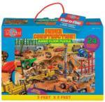 T.S. Shure Jumbo puzzle - Építkezés 24 db-os (1125)