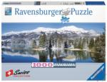 Ravensburger Panoráma puzzle - Swiss Collection - Heidsee Lenzerheide 1000 db-os (19105)