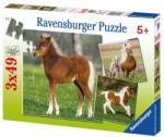Galt 4 puzzle egy dobozban farm