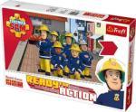 Trefl Sam, a tűzoltó - társasjáték