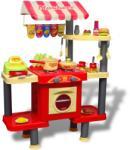 vidaXL Bucătărie de jucărie pentru copii (80110) Bucatarie copii