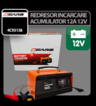 4Cars Slovak Republic Redresor incarcare acumulator 4Cars 12A - 12V - CRD-4C93138 Auto Lux Edition (CRD-4C93138)