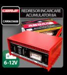 Absaar Redresor incarcare acumulator Absaar 6, 5/8A - 6/12V - CRD-CAR0635608 (CRD-CAR0635608)
