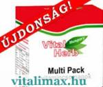 VitalHerb Multi Pack vitamincsomagok tabletta - 30 db