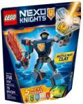 LEGO Nexo Knights - Clay harci öltözéke (70362)