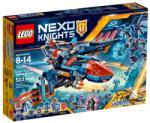 LEGO Nexo Knights - Clay sólyomvadász ágyúja (70351)