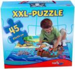 """Noris Óriás puzzle, 45 db-os, NORIS """" kalózos"""" RJS025"""