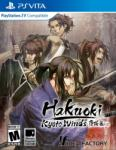 Idea Factory Hakuoki Kyoto Winds (PS Vita) Játékprogram