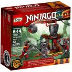 LEGO Ninjago - Vermillion támadása (70621)