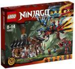 LEGO Ninjago - Sárkányműhely (70627)