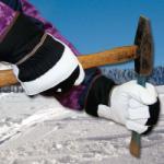 ARCTIC téli kesztyű prémium béléssel (12-es méret) (297196)
