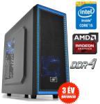 Foramax INTEL Game Premium PC DDR4 V1 Számítógép konfiguráció