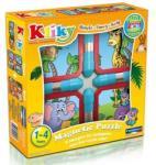 Supermag Kliky puzzle - Szafari mágneses játék