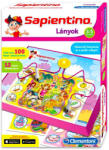 Clementoni Sapientino lányok - oktató, fejlesztő játék kislányoknak (új kiadás)