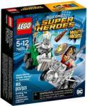 LEGO Super Heroes - Mighty Micros - Wonder Woman és Doomsday összecsapása (76070)