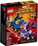 LEGO Super Heroes - Mighty Micros - Rozsomák és Magneto összecsapása (76073)
