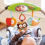Skip Hop Treetop Activity - Babakocsi Játék