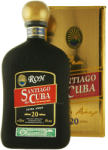 Santiago de Cuba 20 Years Extra Anejo 0.7L (40%)