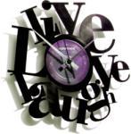 DISC'O'CLOCK 007 Live Love Laugh