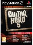 Activision Guitar Hero 5 (PS2) Játékprogram