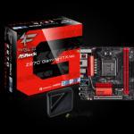 ASRock Fatal1ty Z270 Gaming-ITX/ac Placa de baza