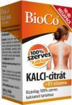 BioCo CALCI-citrate + Vitamin D3 (90 tab. )
