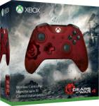 Microsoft Xbox One Wireless Controller Gears of War 4 Crimson Omen WL3-00003