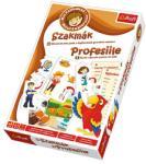 Trefl Kis felfedező oktató kirakós játék - Szakmák (01202)