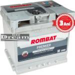 ROMBAT Premier 55Ah 540A jobb+