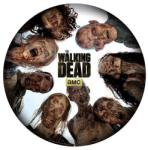 ABYstyle Walking Dead - Round of zombies (ABYACC186) Mouse pad