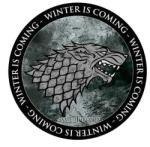 ABYstyle Game of Thrones - Stark (ABYACC153)