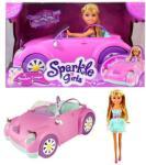 ALLTOYS Sparkle Girlz baba autóval