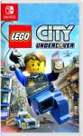 Warner Bros. Interactive LEGO City Undercover (Switch) Játékprogram