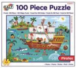 Galt Hosszú emelet puzzle - Kalózok