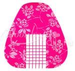 Moonbasanails 40 db műköröm sablon 10 db ajándék sablonnal rózsaszín