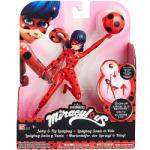 Namco Bandai Miraculous - Katicabogár és Fekete Macska: Katicabogár játékfigura 19cm