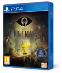 Namco Bandai Little Nightmares (PS4) Játékprogram