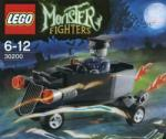 LEGO Monster Fighters - Zombi Koporsó Autó (30200)