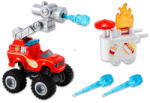 Fisher-Price Láng és a szuperverdák - tűzoltó Blaze minijárgány (DGK49/CGK18)
