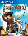 THQ Nordic Deponia (PS4) Software - jocuri
